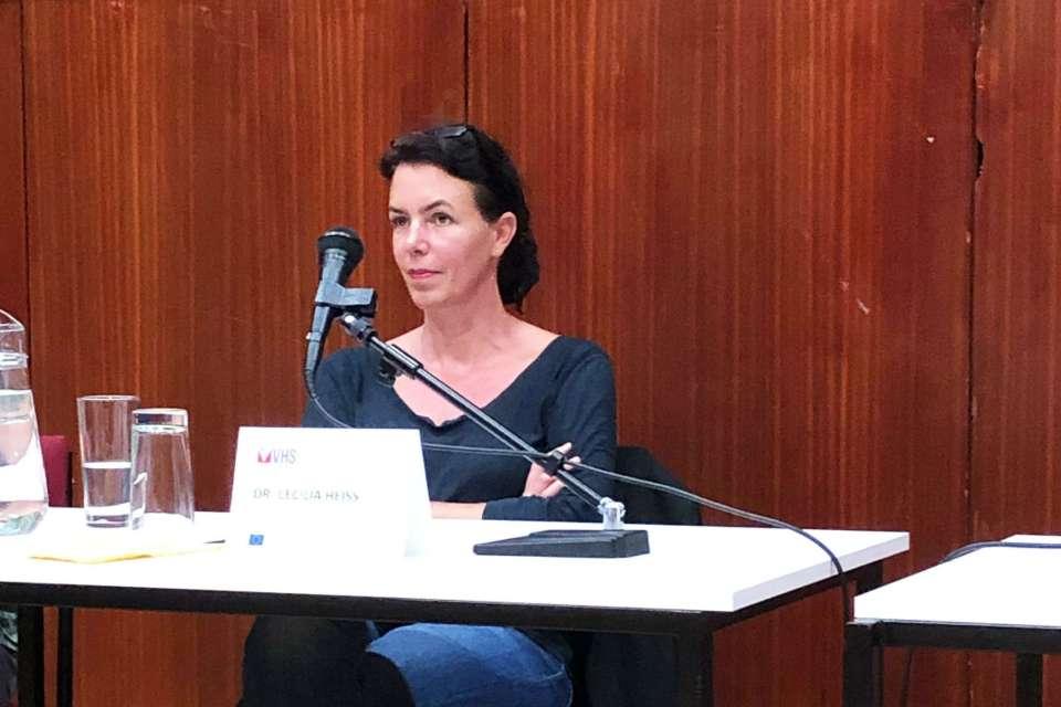 Cecilia Heiss, Geschäftsführerin Hemayat.