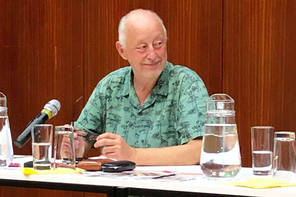 Herbert Langthaler, Asylkoordination, Chefredakteur asyl aktuell.